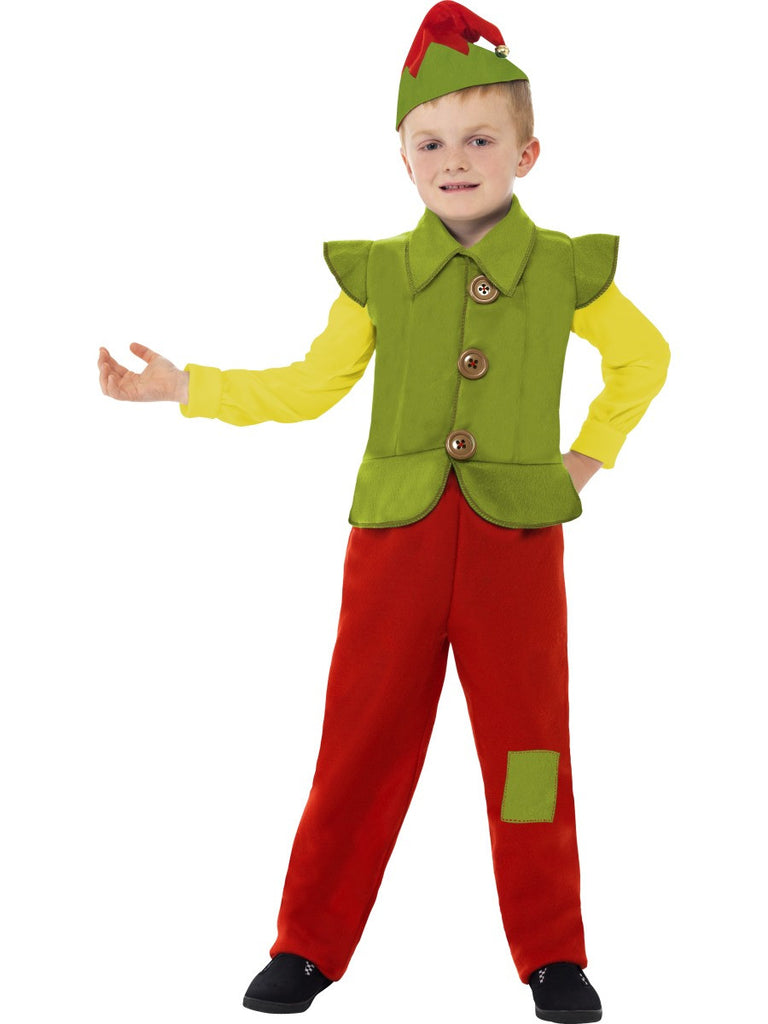 Elf Boy Costume