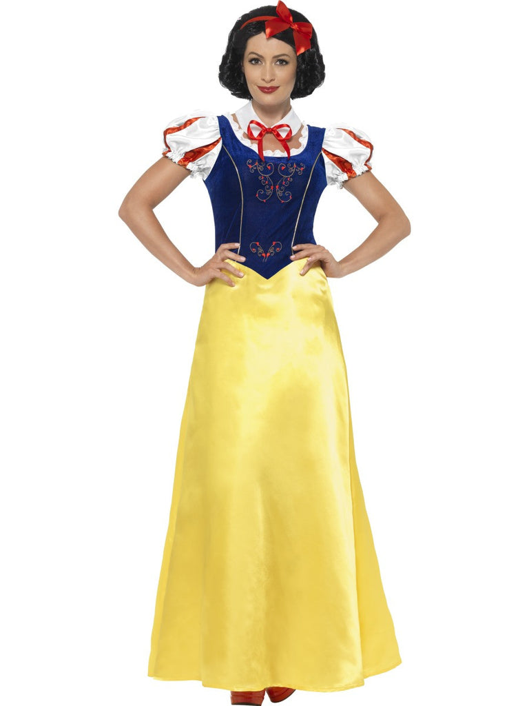 Princess Snow Costume - Adult