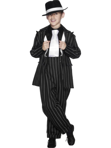 Gangster Zoot Suit Costume - Childs