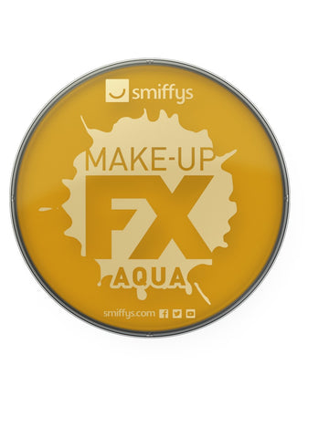 Smiffy's Make-Up - Metallic Gold