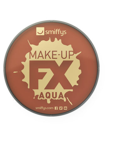 Smiffy's Make-Up - Light Brown
