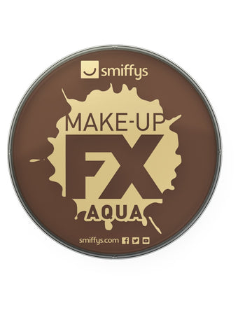 Smiffy's Make-Up - Dark Brown