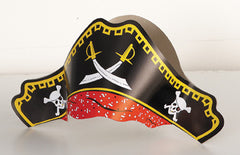 Pirate Party Hats
