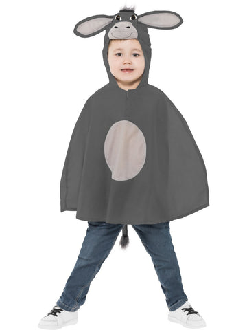 Donkey Poncho Costume  - Childs