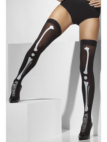 Hold Ups - Opaque - Black - Skeleton