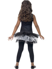 Skeleton Tutu Costume - Childs