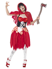 Zombie Hooded Beauty Costume