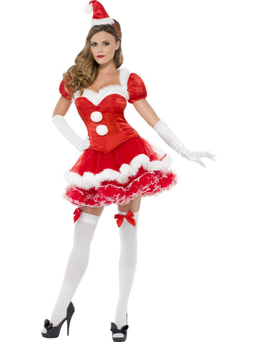 Miss Santa Costume - Fever