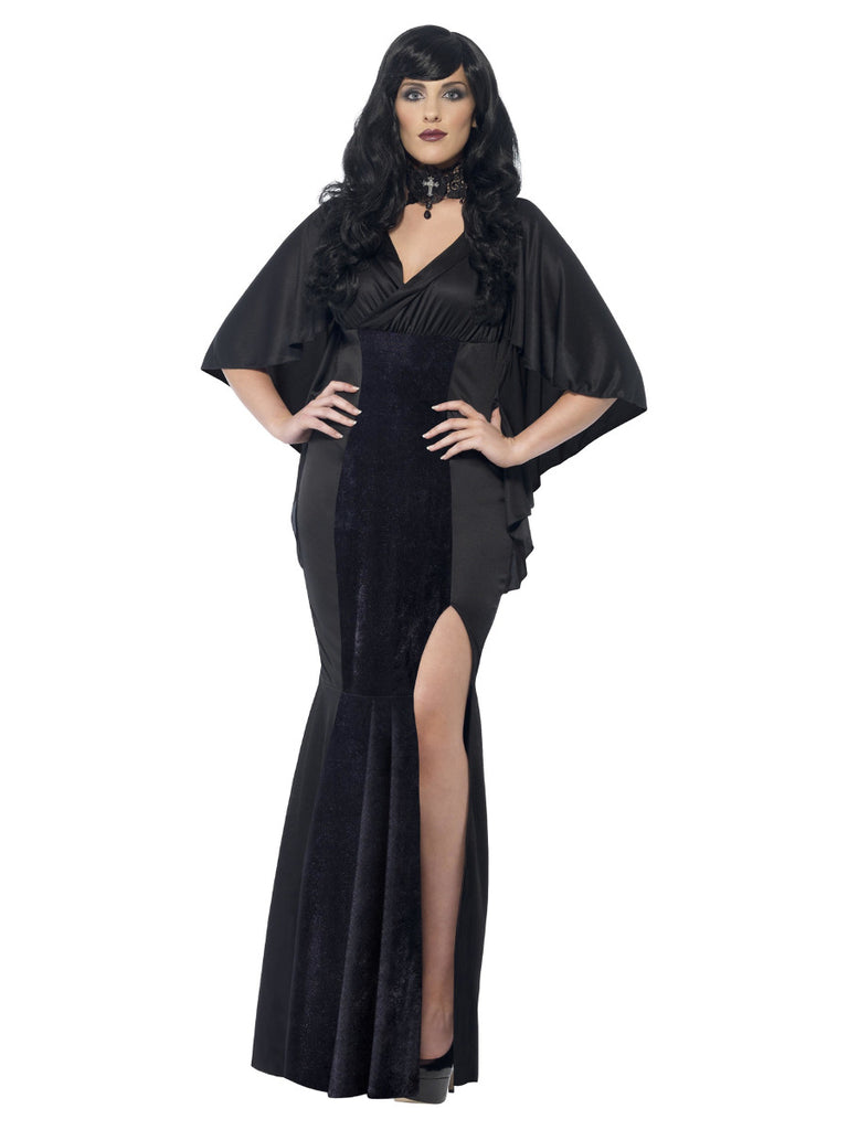 Curves Vamp Costume