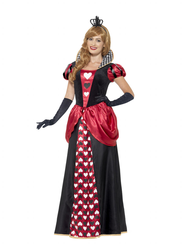 Queen Costume - Royal Red