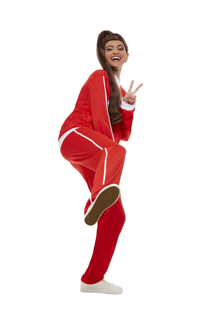 80's Scouser Tracksuit Costume
