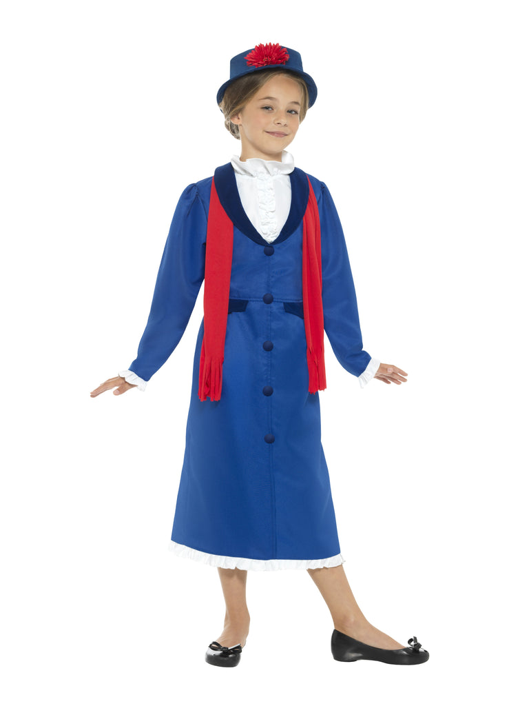 Victorian Nanny Costume - Childs