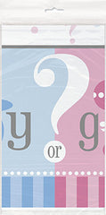 Baby Shower - Boy or Girl? - Tablecover