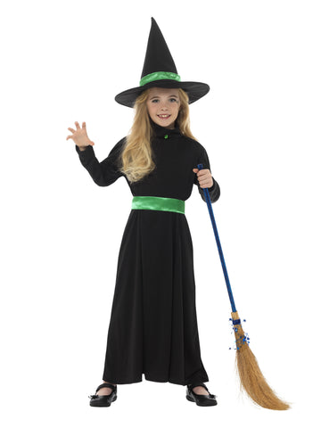 Witch Costume - Wicked - Childs