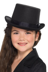 Top Hat - Black - Childs