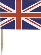 Picks - Union Jack