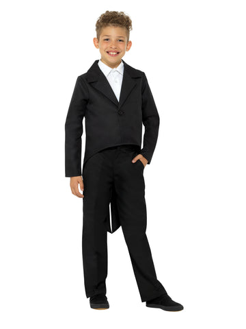 Tailcoat - Black - Childs