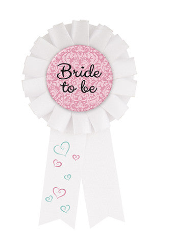 Award Ribbon - Bride To be