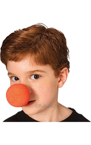 Nose - Sponge - Red/Black