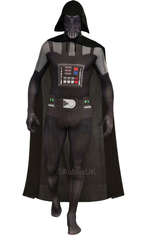 Star Wars - Darth Vader 2nd Skin Costume - Licensed