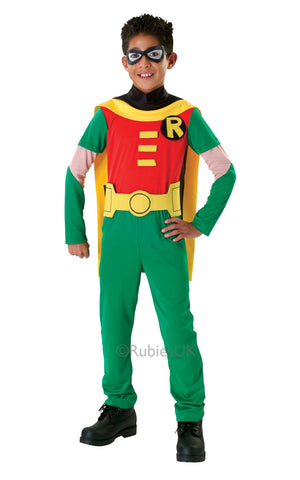 Robin Costume - Licensed - Childs