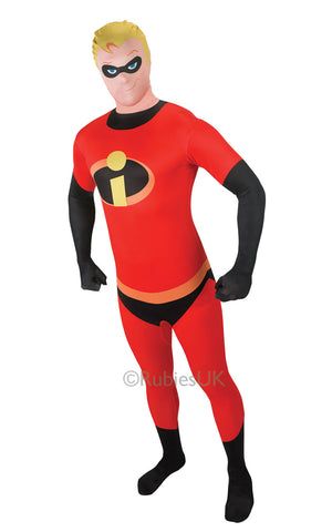 Mr Incredible - 2nd Skin Costume - Licensed