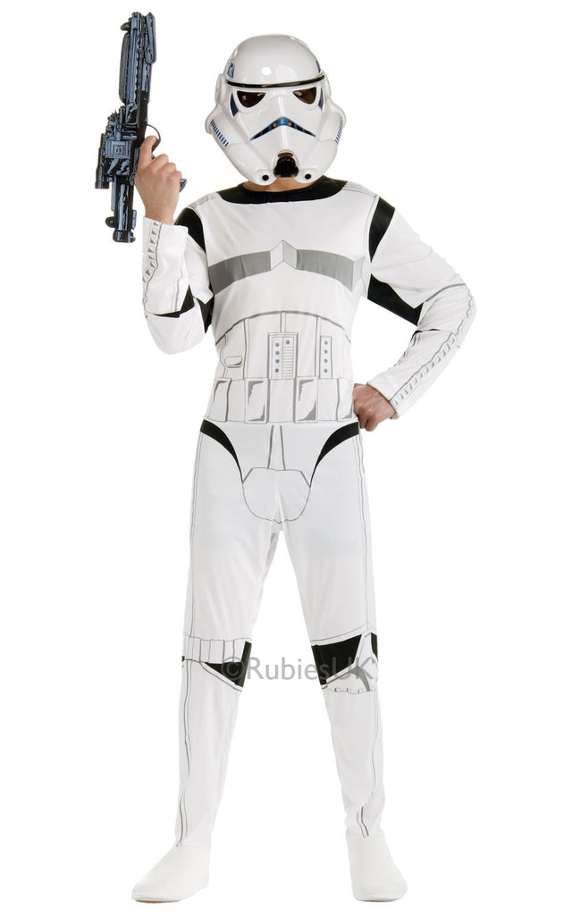 Star Wars - Stormtrooper Costume - Licensed