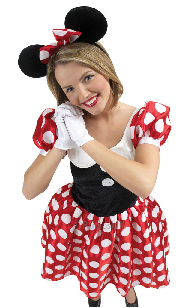 Minnie Mouse Costume - Licensed