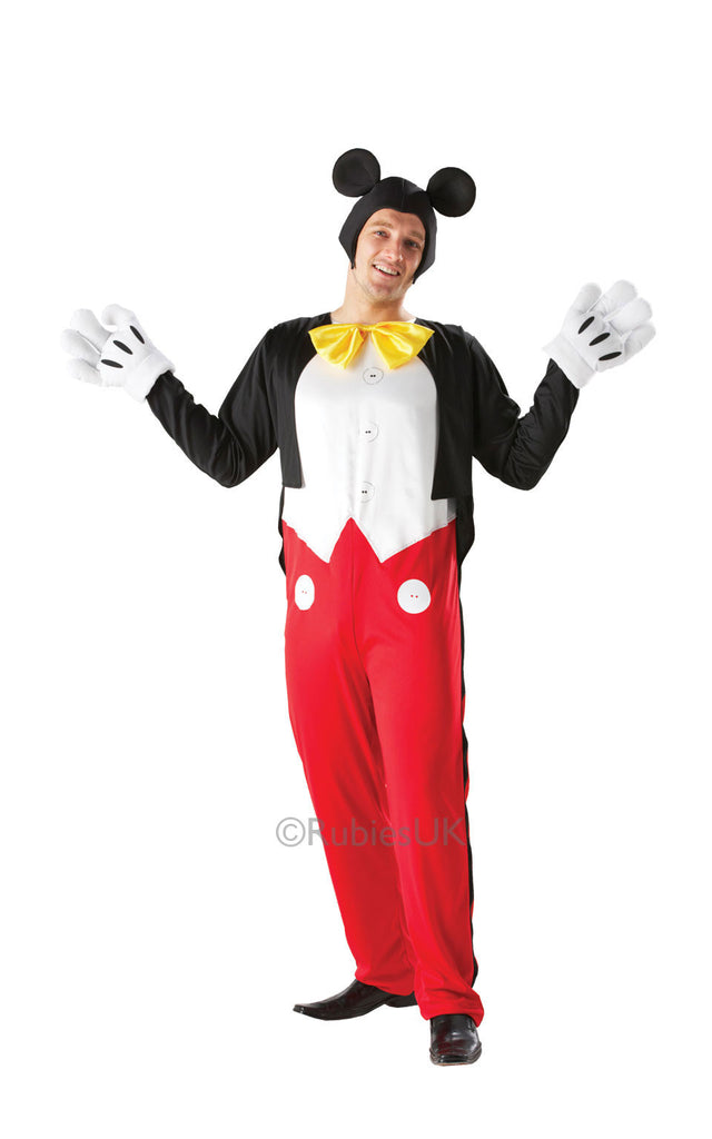 Mickey Mouse Costume - Licensed