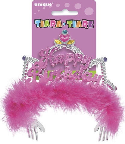 Tiara - Birthday