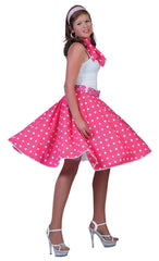 50's Rock 'N' Roll Skirt - Assorted Colours