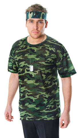 T-Shirt - Camouflage