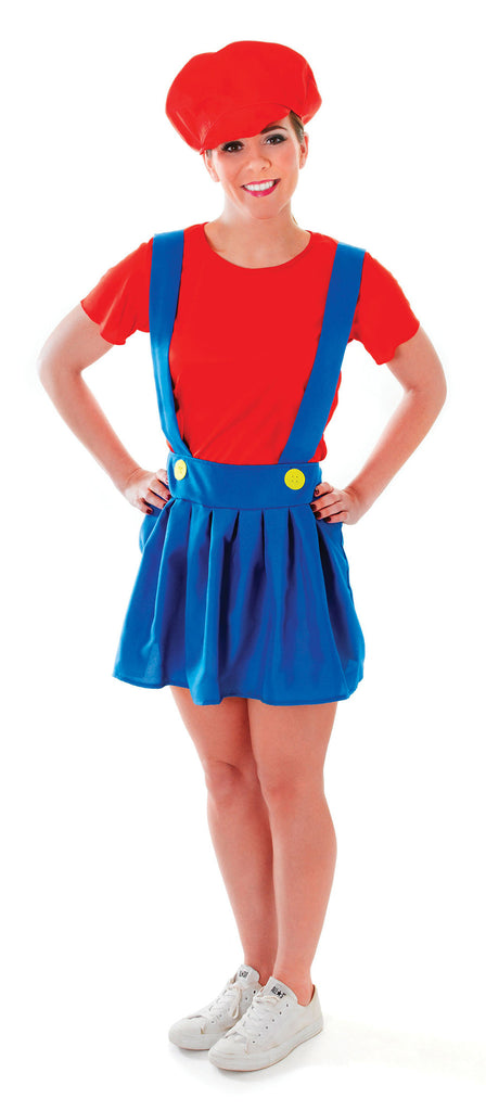 Plumber Lady Costume
