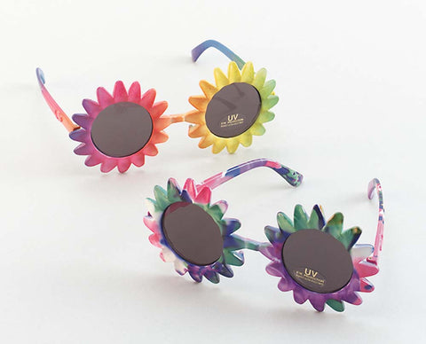 Glasses - Hippy Sunflower