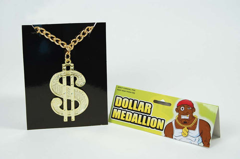 Medallion - Dollar Sign
