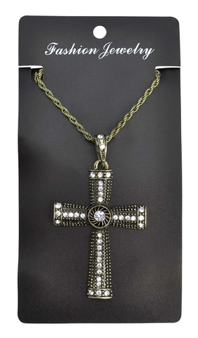 Cross - Jewelled