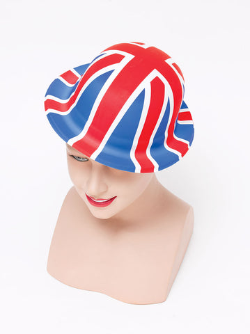 Bowler Hat - Union Jack