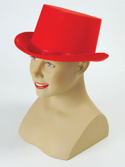 Top Hat - Satin - Assorted Colours