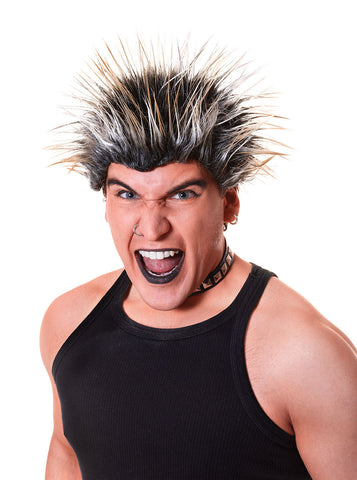 Spiked Wig