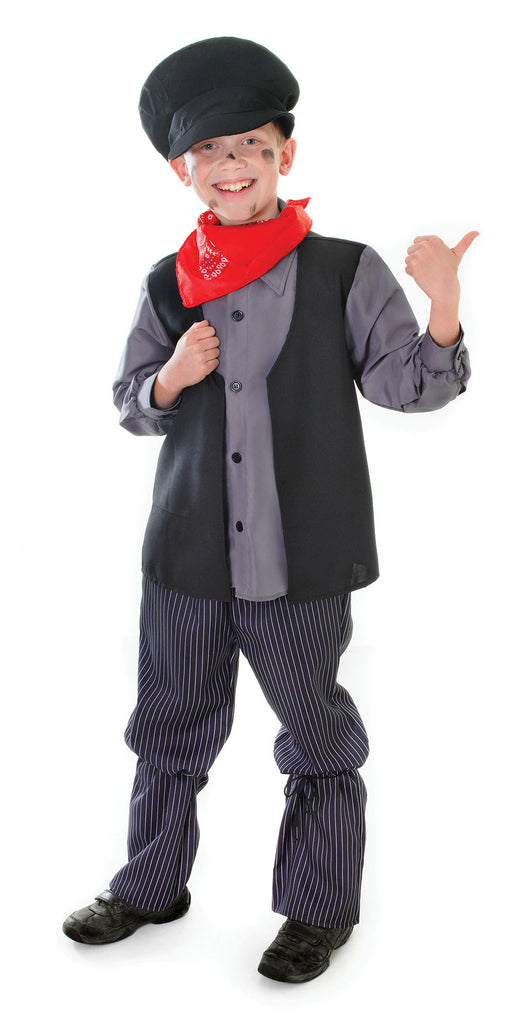 Chimney Sweep Costume - Childs