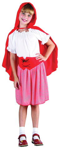 Red Riding Hood Costume - Childs