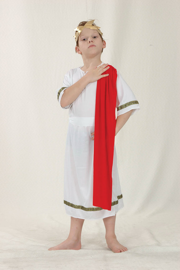 Roman Emperor Costume - Childs