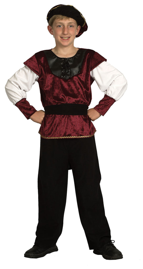 Renaissance Prince Costume - Childs