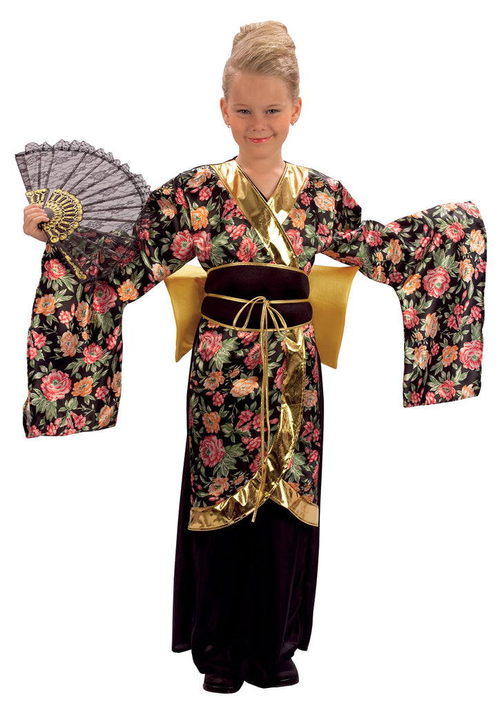 Geisha Girl Costume - Childs