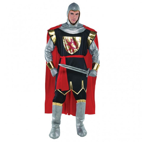 Knight Brave Crusader Costume