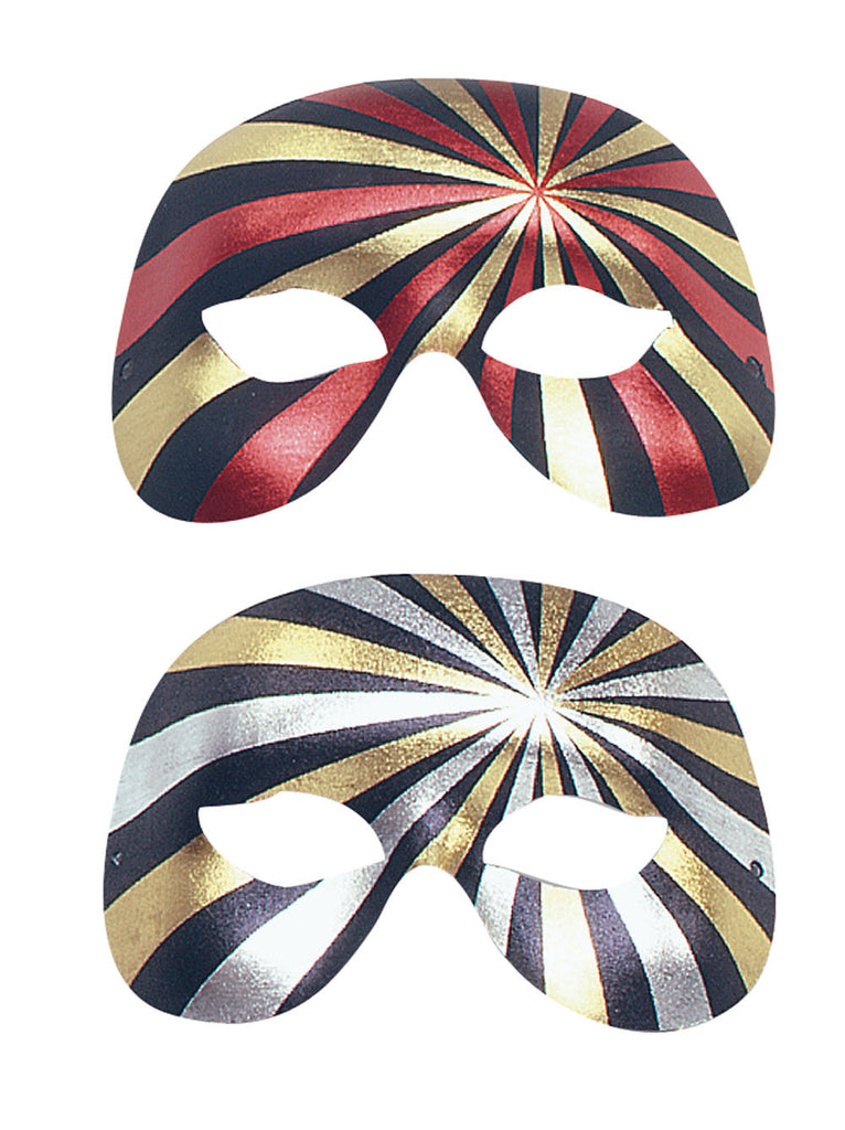 Cocktail Eyemask - Stripes