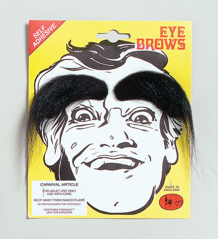 Eyebrows - Black
