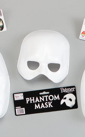 Phantom of the Opera Mask - Deluxe