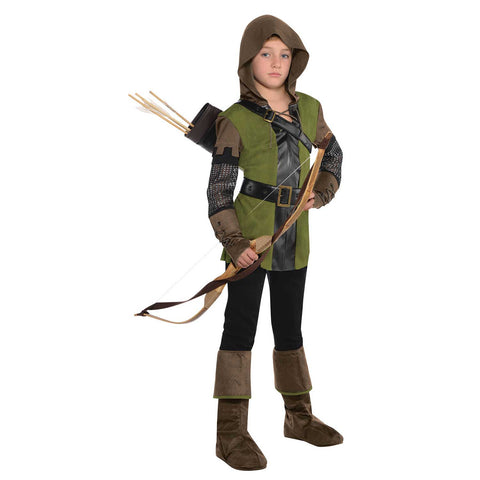 Prince of Thieves Costume - Childs