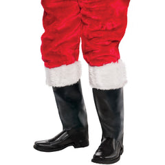 Boot Covers - Santa